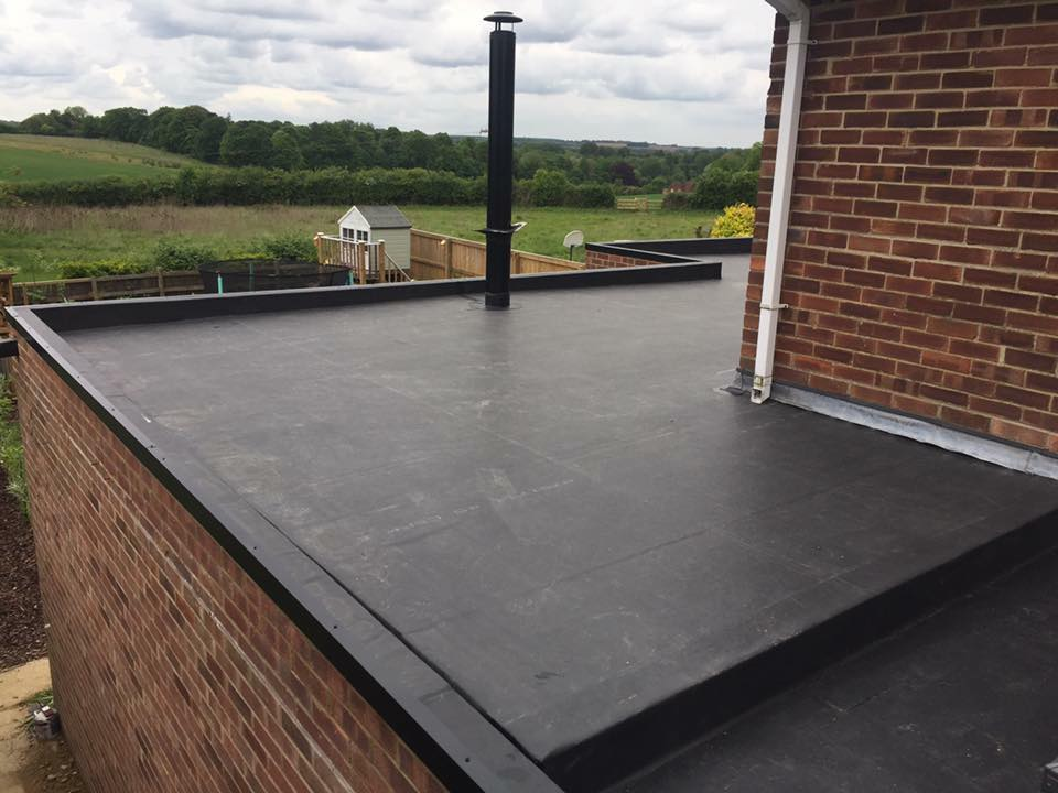 flat roofing manchester